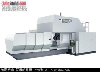 中国数控工业的长足进步,成功进入高、精、尖、行列!