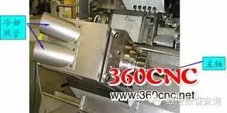数控机床机械部分及辅助装置的维护与保养