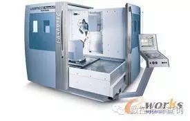 DMG激光加工航空航天制造业的应用