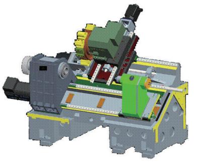 模块化斜床身结构的整体式车床,批量生产前需要经过哪些检验?