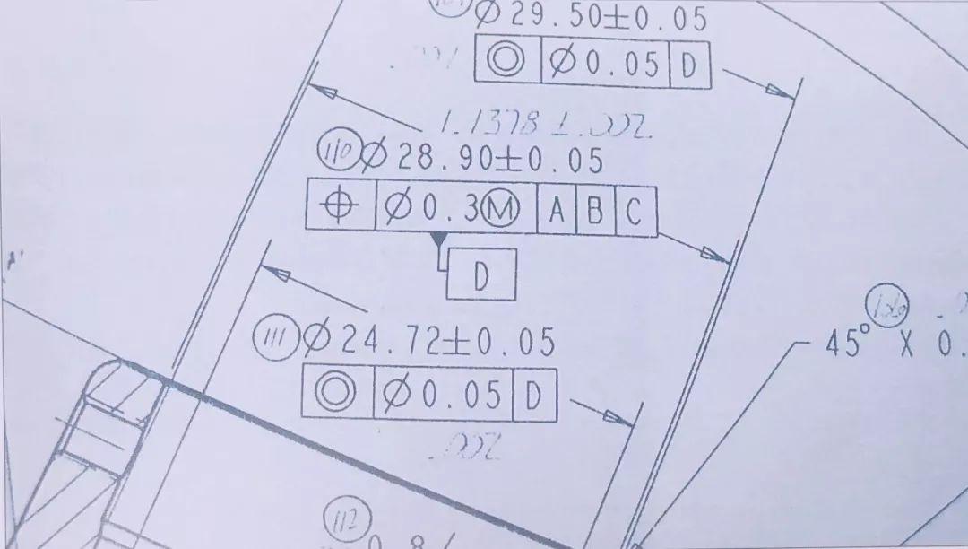 GD&T-12个公差符号详细解释