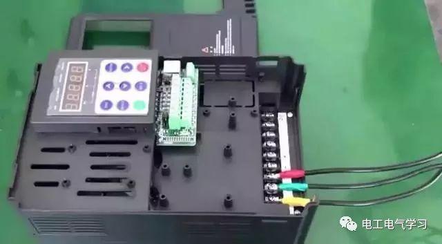 新手学好变频器,从主电路与控制线路的接线开始!