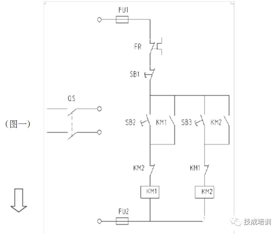 电气控制原理图要怎么变成接线图呢?