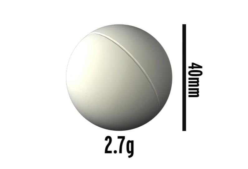 乒乓球是如何制造的?