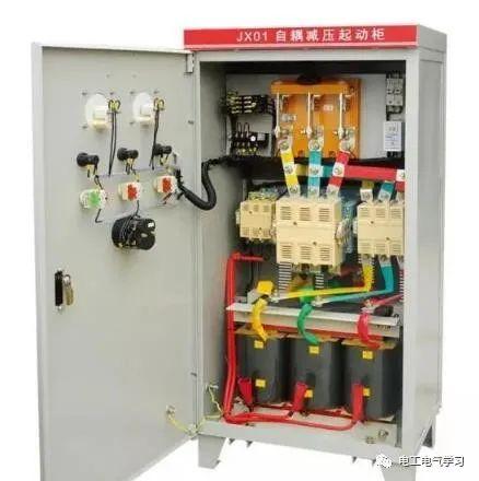 多大的电机才需要降压启动,你知道吗?
