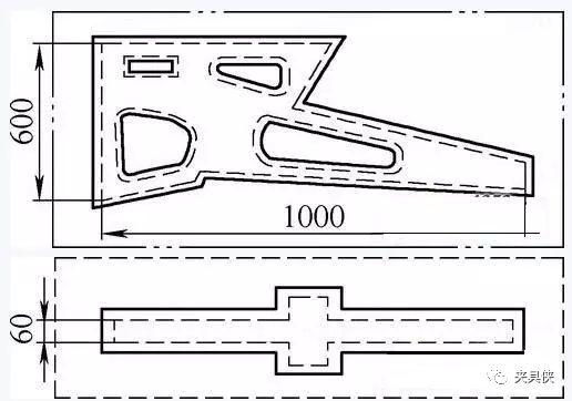 解决铝零件的加工变形的常见方法