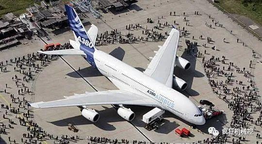 空中巨无霸的高端制造,揭开空客A380大飞机是如何造出来的?