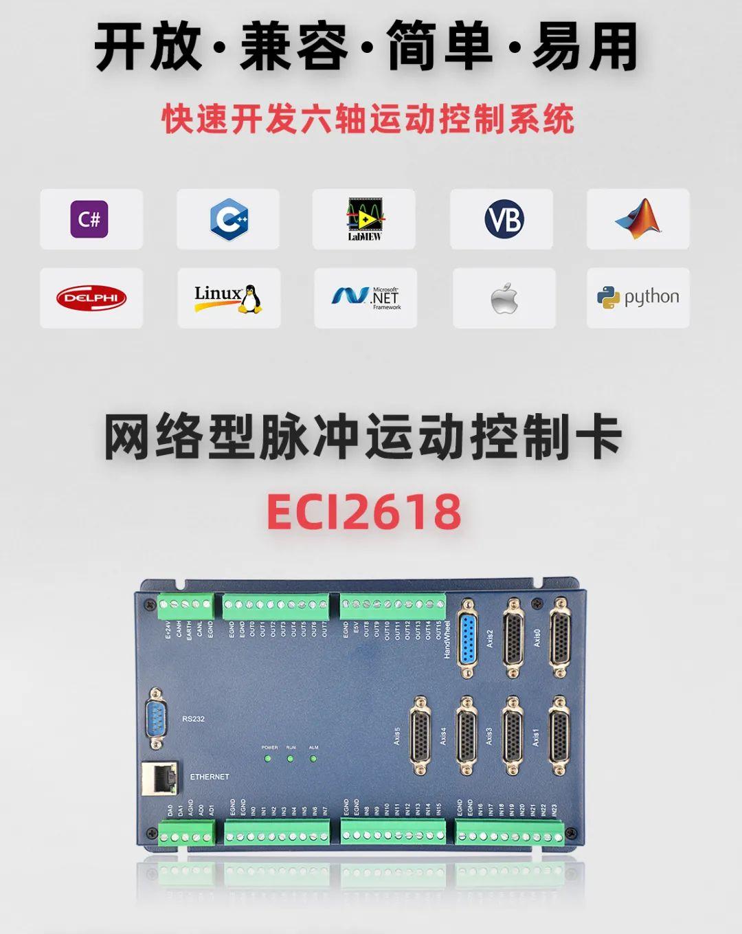 EtherCAT运动控制卡的辅助调试工具与方法介绍