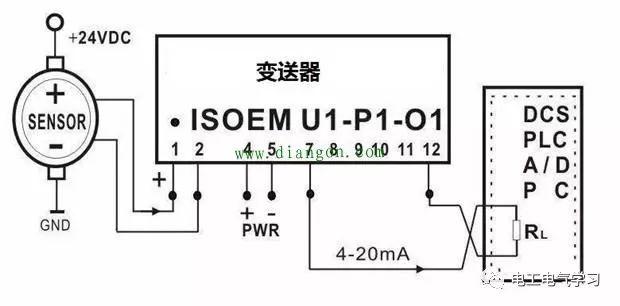 用什么东西可以检测电机是否在转,并且将转动的信号传到PLC呢?
