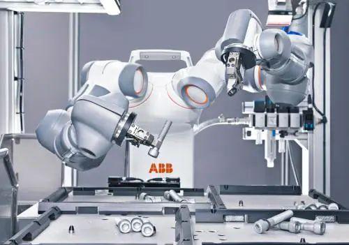 工业机器人的装配过程,附装配技术要求