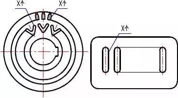 12种AutoCAD制图简化画法,学习工作更高效了!很实用