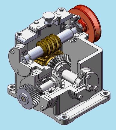 机械原理动态图大全,秒懂你身边的机械设备!