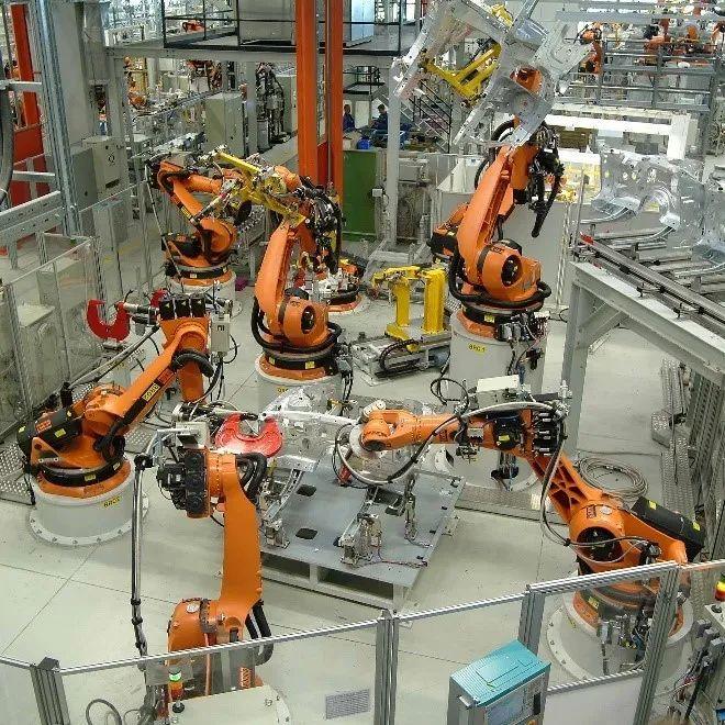 KUKA机器人常见的十大出错点,日常问题不求人