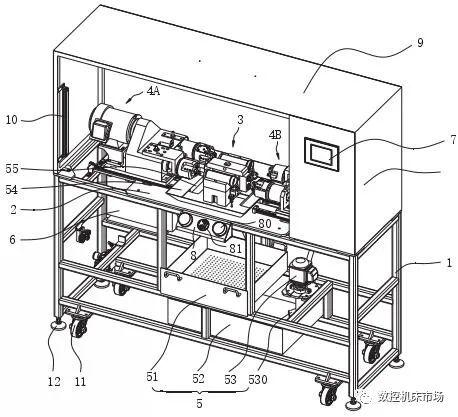 一种四轴精密车床的研制及应用