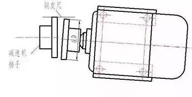 减速机与电机之间同轴度的调整方法