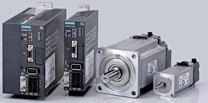 伺服电机的三种控制方式和三个控制环