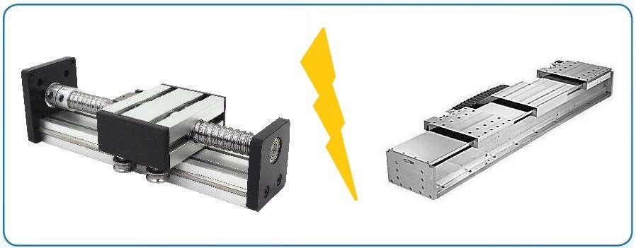 直线电机与滚珠丝杠性能大PK